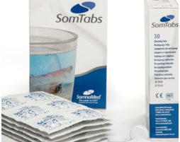 SomTabs Oral Appliance Cleaning Tabs